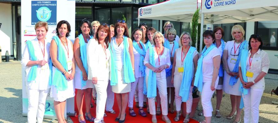 les Femmes Chefs d'Entreprises de Loire Nord en pleine action
