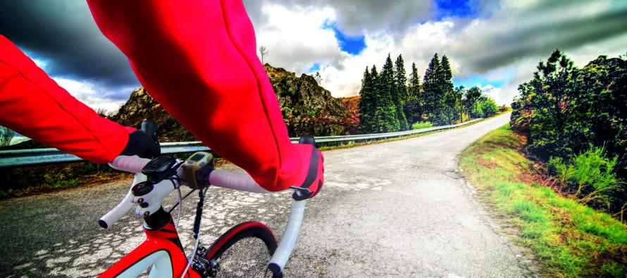 Pour une vélo route Lyon Saint Etienne.