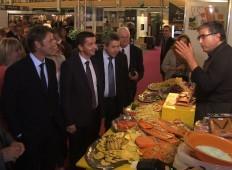 Journée des maires à la Foire de Saint-Etienne