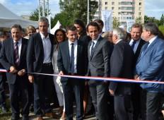 Inauguration de la 67ème Foire de Saint-Etienne