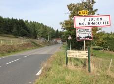 Panorama des communes de la Loire : Saint-Julien-Molin-Molette
