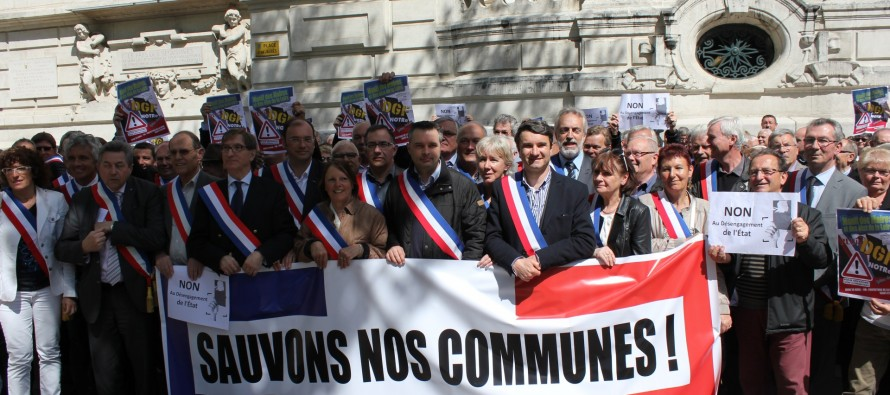 Les maires de la Loire appellent à une journée d'action le 19 septembre