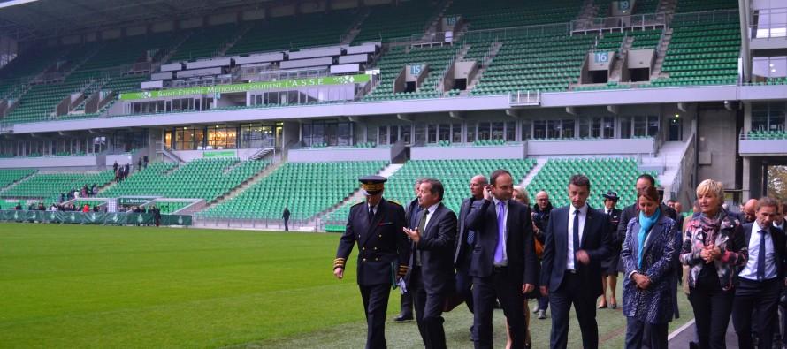 Geoffroy Guichard candidat pour les JO de 2024