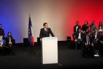 Sarkozy soutenu dans la loire