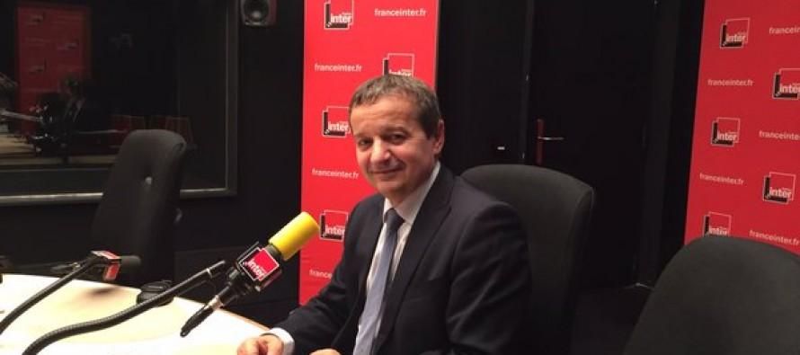 Maurice Vincent multiplie les communications