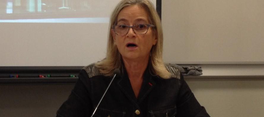 Université Jean Monnet de Saint-Etienne : Michèle Cottier, élue présidente