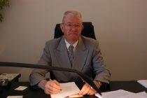 Jean-Paul Chouvelon part en retraite