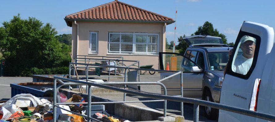 Loire Forez et les déchets.