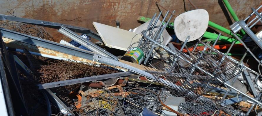 Berlivet et les déchets