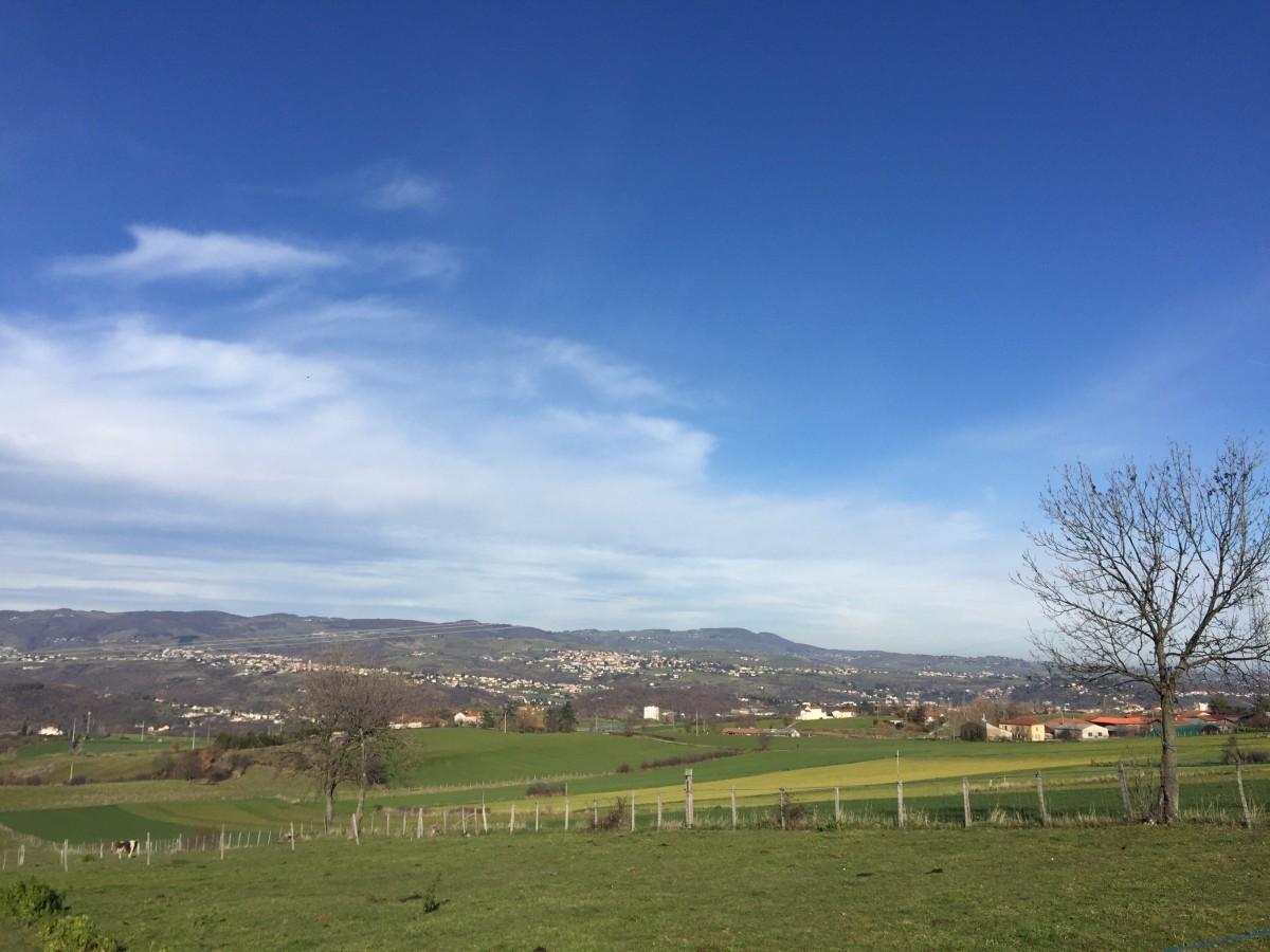 Panorama des communes de la Loire : Farnay
