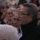 500 personnes rassemblées à Rive de Gier après la profanation du monument aux morts