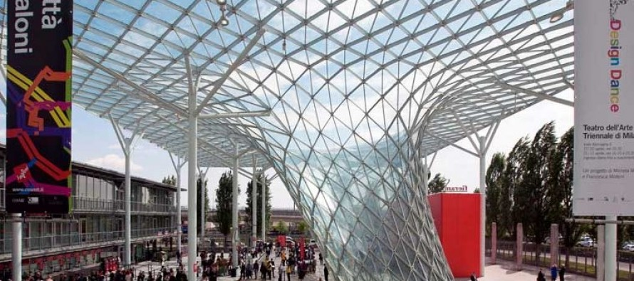 « Saint-Étienne change le design » et s'expose à Milan