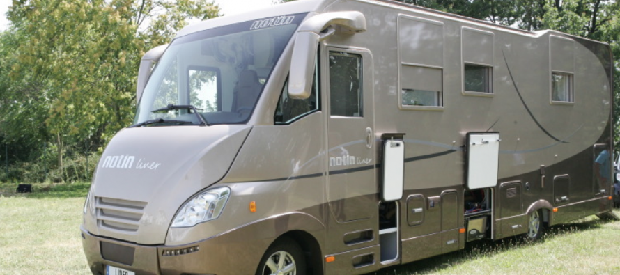 Notin: à 95 ans, la rolls du camping car met 5 millions dans sa nouvelle usine