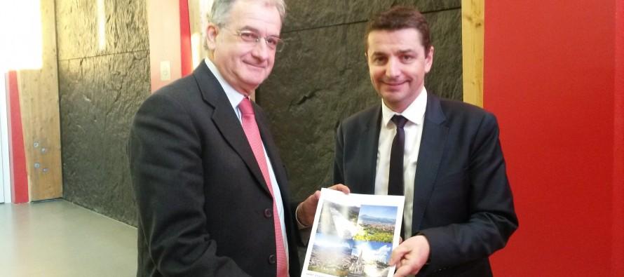 Saint-Etienne, futur grand acteur de la grande région ?