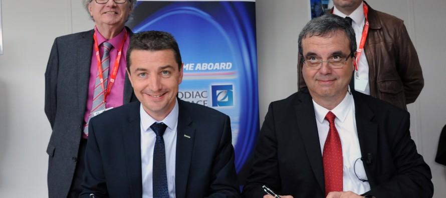 Zodiac Aérotechnics s'installe durablement à Roche-la-Molière