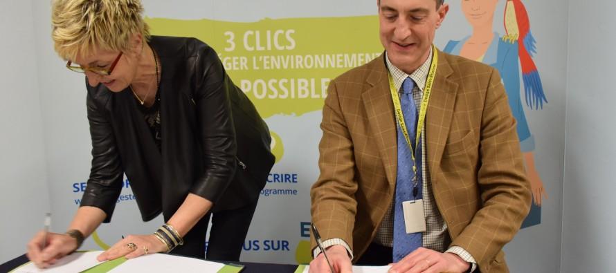 ERDF s'engage pour le climat