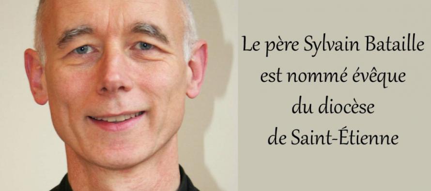 Un nouvel évêque pour Saint-Etienne