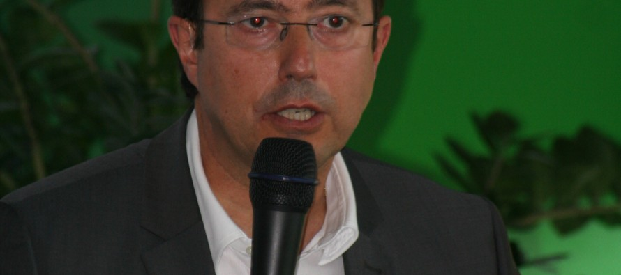 T. Vidonne VP de la Fédération du bâtiment.