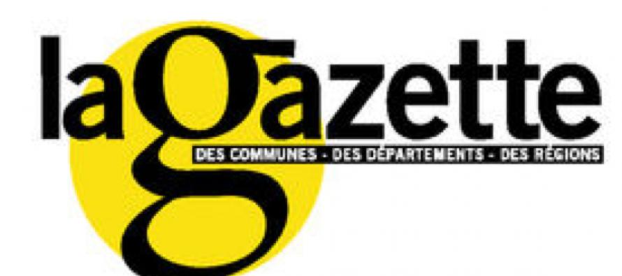 Maurice Vincent sur la Gazette des communes