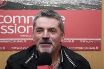 Alain Limousin maire de Luriecq