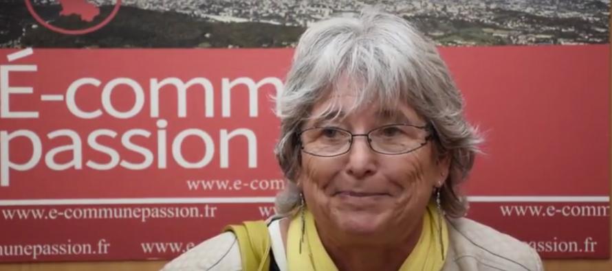 Evelyne Chareyre adjointe à Bonson