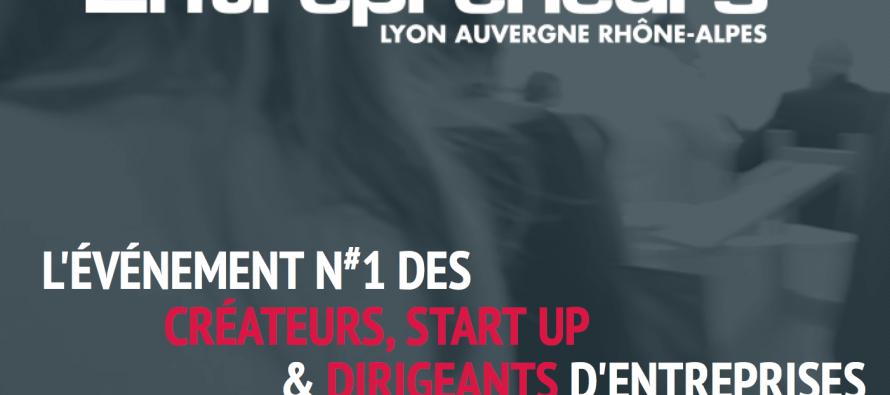 Salon des entrepreneurs de Lyon15 16 juin