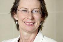 Clotilde Valter, secrétaire d'Etat à la formation dans la Loire