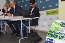 La fibre tisse son réseau dans la Loire