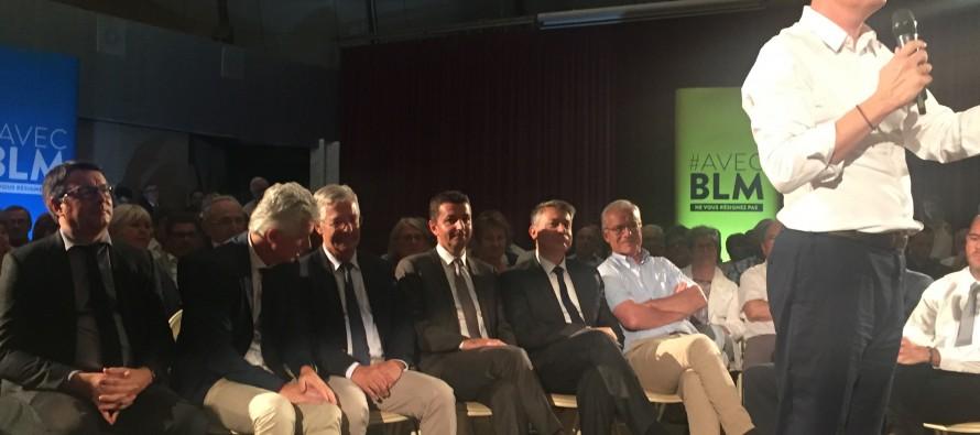Tous contre le nom cumul des mandats : JL Gagnaire, Bruno le Maire…