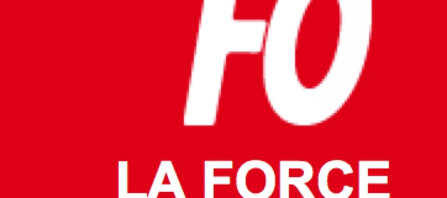 FO Loire en congrès.