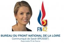 Vent debout pour le FN Roannais