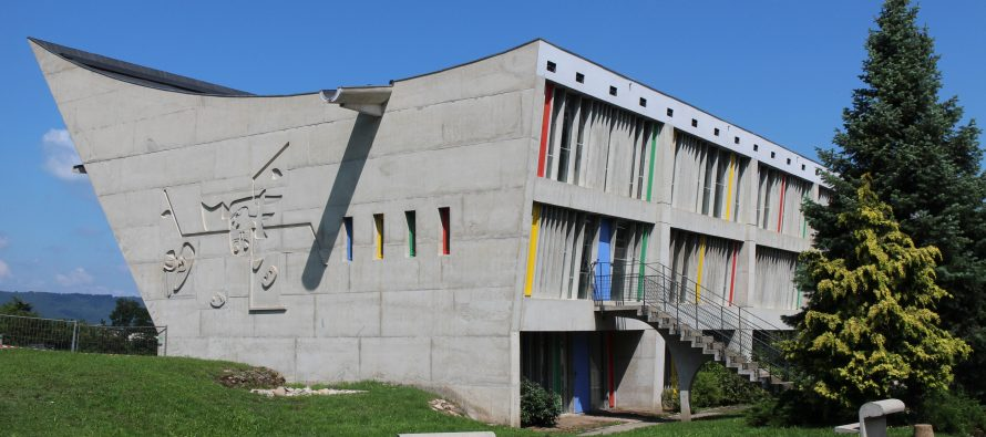 Pas d'été pour Le Corbusier