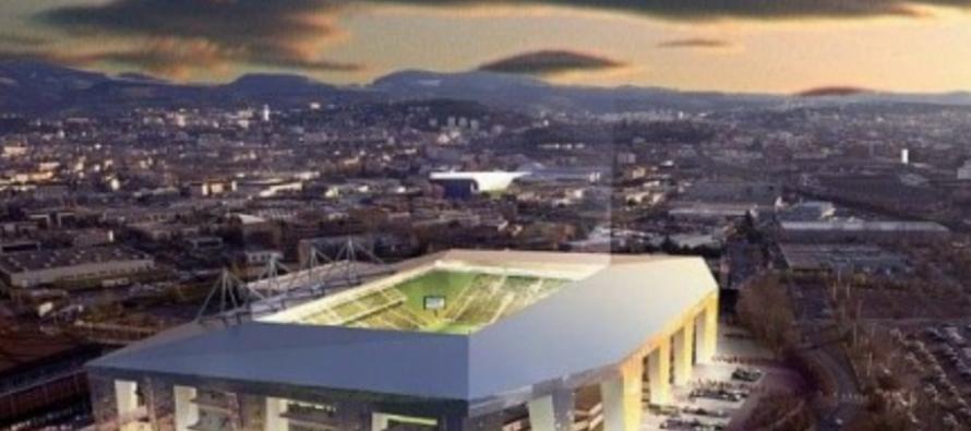 Le stade : Asse ou St-Etienne métropole ?