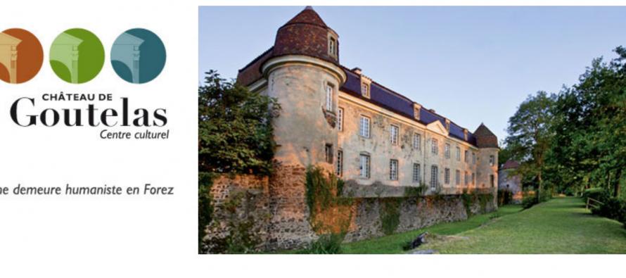 Original : Le centre culturel du château de Goutelas innove