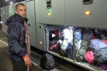 Les migrants sont logés à Valfleury.