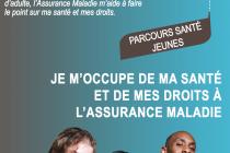 Parcours santé des jeunes à Andrézieux