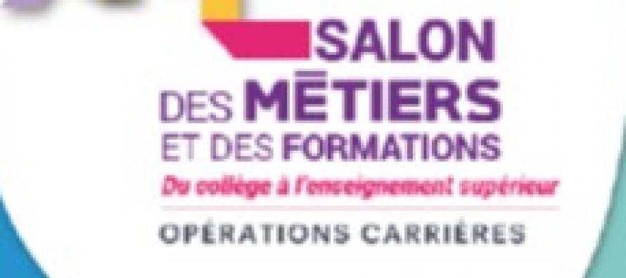 SALON DES METIERS ET DES FORMATIONS « DU COLLEGE A L'ENSEIGNEMENT SUPERIEUR »