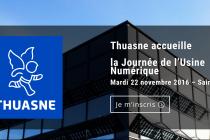 Journée de l'Usine Numérique chez Thuasne