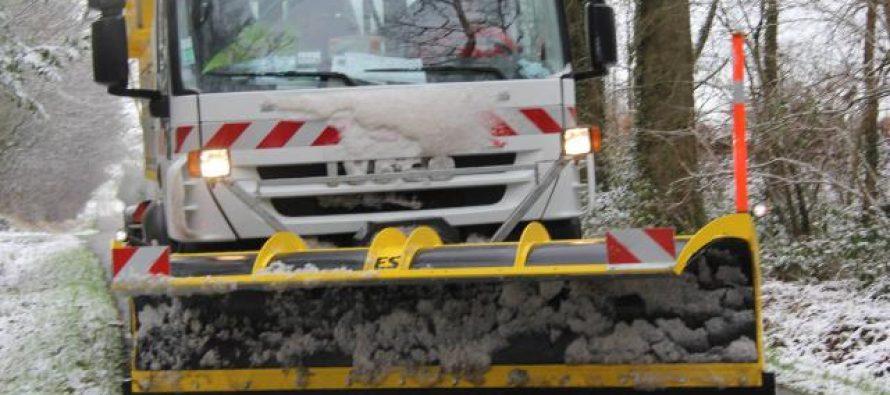 Le département de la Loire s'équipe pour l'hiver
