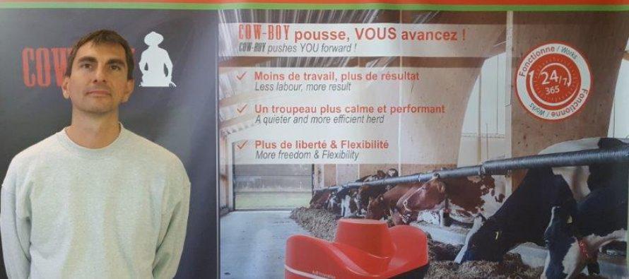 ALB INNOVATION APPORTE DE LA ROBOTIQUE DANS LE MONDE AGRICOLE