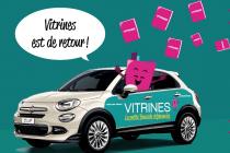 Sortie du N°2 de Vitrines de St-Etienne
