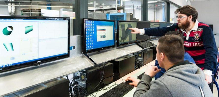 PORTES OUVERTES SUR LES METIERS DES INDUSTRIES TECHNOLOGIQUES