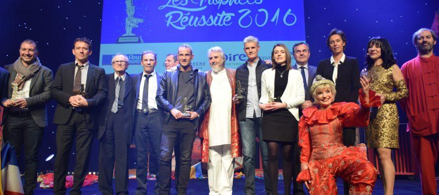 7 lauréats pour les trophées réussite de la Loire Haute Loire