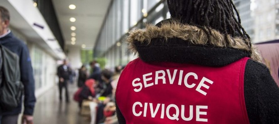 «Service civique alterné» pour les jeunes en décrochage scolaire