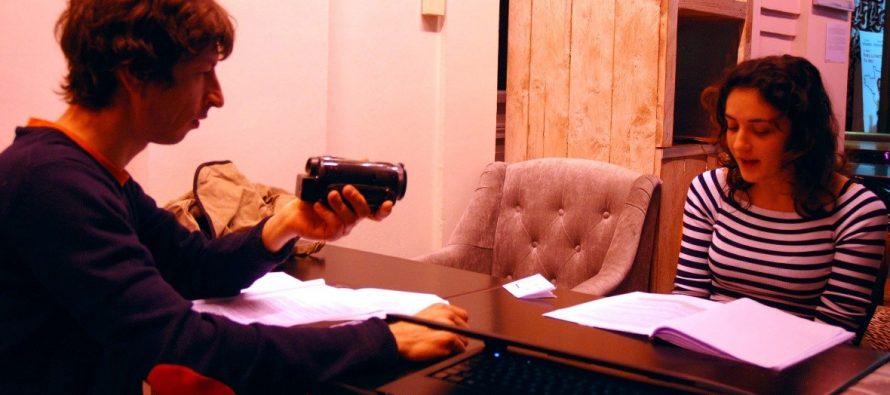 5 castings à Saint Etienne pour le film « DENTS DE SCIE »