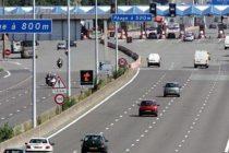 Autoroute  travaux à Saint-Romain-en-Gier