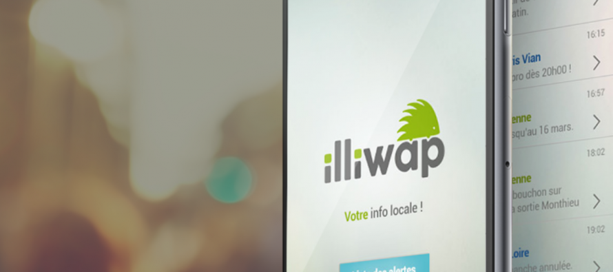 illiwap : l'application pour smartphone