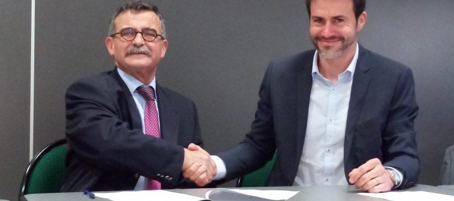 Michelin Développement et Initiative Loire s'engagent en faveur de l'emploi et de la création d'entreprises locales.