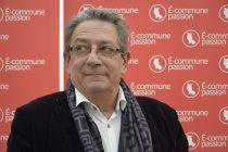 Jean-Claude Charvin et ses élus