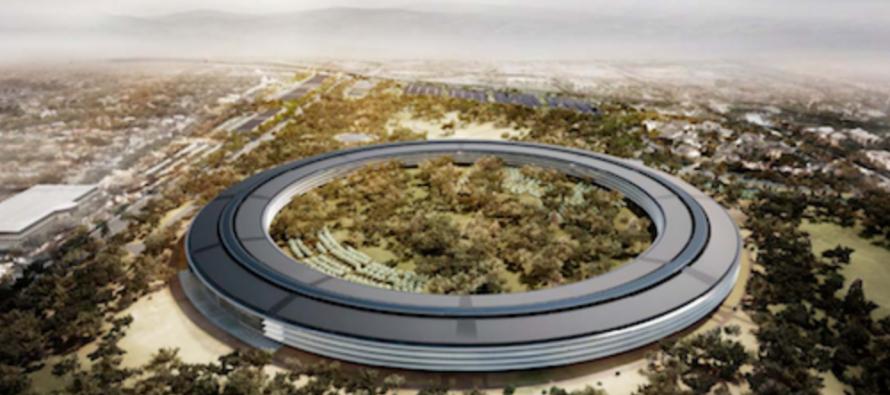 Apple fait appel au même archi que le Zénith de St-Etienne